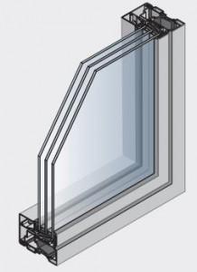 Profils acier pour portes blindées