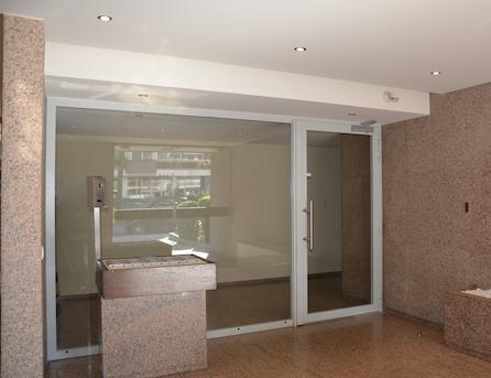 Porte d'entrée de sécurité pour entrées d'immeubles