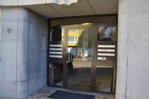 Portes sécurisées pour immeubles